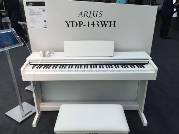 Yamaha YDP-143 WH