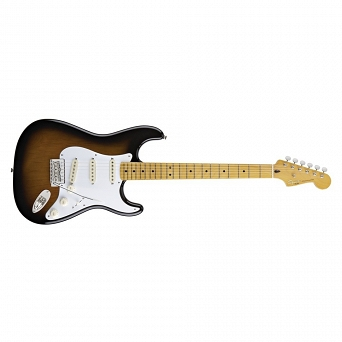 Squier Classic Vibe Stratocaster® 50s Left Handed, Maple Fingerboard, 2-Color Sunburst