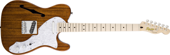 Squier Classic Vibe Telecaster® Thinline, Maple Fingerboard, Natural