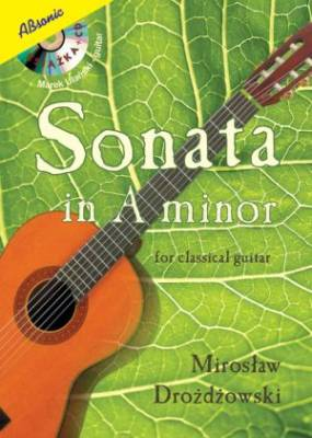Sonata a-minor for classical guitar