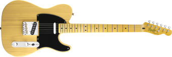 Squier Classic Vibe Telecaster® 50s, Maple Fingerboard, Butterscotch Blonde