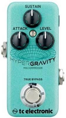 TC Electronic HYPERGRAVITY MINI COMPRESSOR