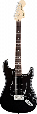 Fender American Special Stratocaster® HSS RW