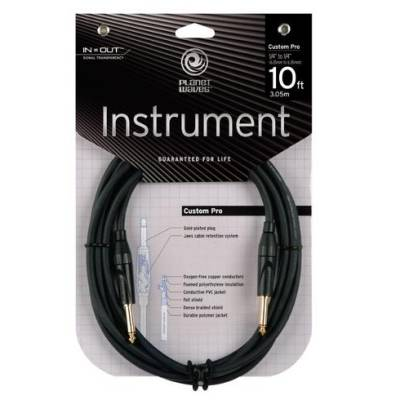 Planet Waves kable instrumentalne Custom Pro