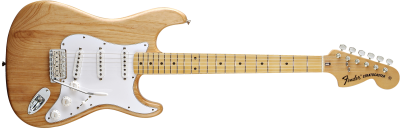 Fender Classic Series '70s Stratocaster® Maple Fingerboard, Natural