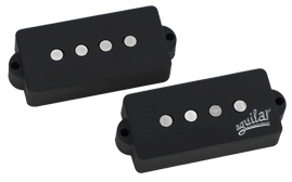 Aguilar AG 4P-HOT - P Bass Pickup, 4-String, magnesy 16mm