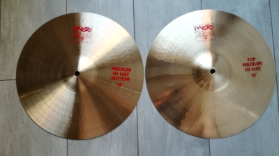 Paiste 2002 Hi-Hat Medium 14""