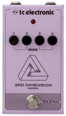 TC Electronic 3RD DIMENSION CHORUS