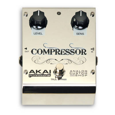 Akai Analog Compressor