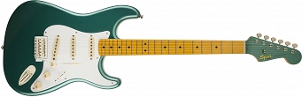 Squier Classic Vibe Stratocaster® 50s, Maple Fingerboard, Sherwood Green Metallic