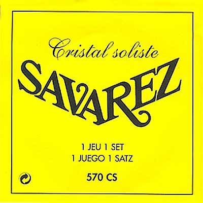 SAVAREZ 570CS Cristal Soliste