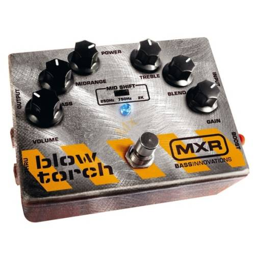 Dunlop MXR M-181 Bass Blow Torch