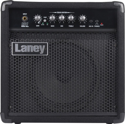Laney Richter Bass - Combo Basowe RB1
