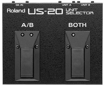 Roland US-20 GK Unit Selector
