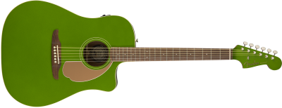 Fender Redondo Player Electric Jade WN