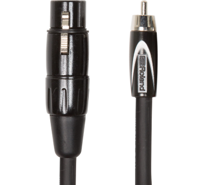 Roland RCC-10-RCXM 10ft/ 3m Interconnect Cable
