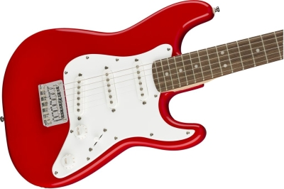 SQUIER SQ MINI STRAT V2 TRD 037-0121-558