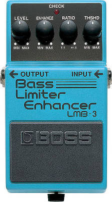 Boss LMB-3  Bass Limiter / Enhancer