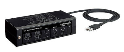 Cakewalk UM-3G Interfejs MIDI-USB (3-In/3-Out)