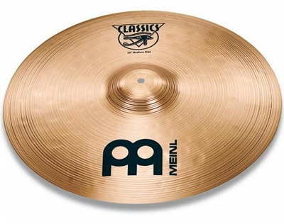 MEINL CLASSICS 20'' MEDIUM RIDE