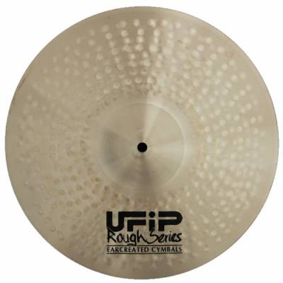 UFIP CYMBALS OS 14'' WAVE Hi-Hat ROUGH SERIES