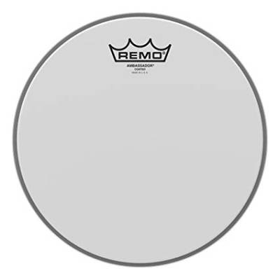 REMO AMBASSADOR COATED Naciąg do Toma 10""