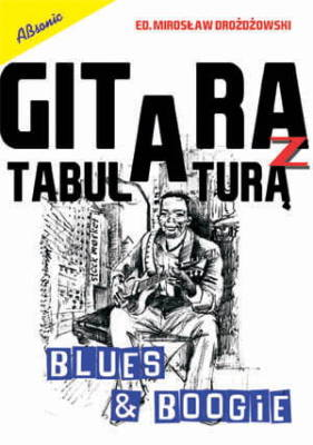 Absonic - Gitara z tabulaturą blues i boogie