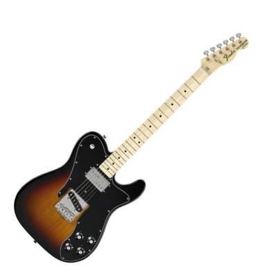 Fender Classic Series '72 Telecaster® Custom, Maple Fingerboard, 3-Color Sunburst