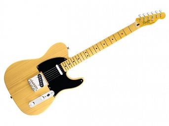 Squier Classic Vibe Telecaster® 50s Left Handed, Maple Fingerboard, Butterscotch Blonde