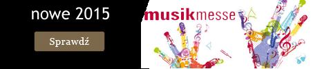 Nowości MusikMesse 2015