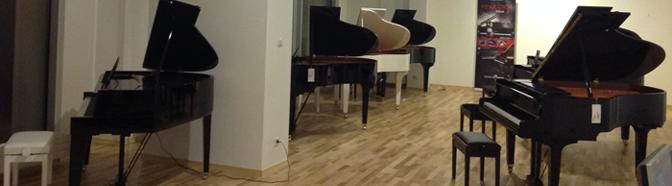 Salon Pianin i Fortepianów Warszawa Ochota
